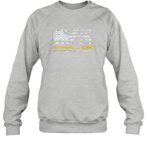 qeko softball catcher shirts baseball catcher american flag sweatshirt 35 front sport grey
