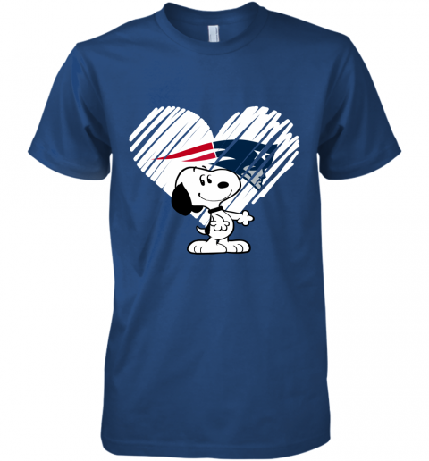 vj7m i love new england patriots snoopy in my heart nfl premium guys tee 5 front royal