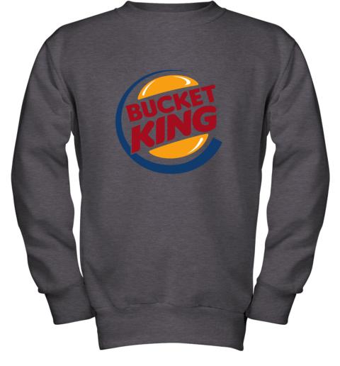 Bucket King Youth Sweatshirt