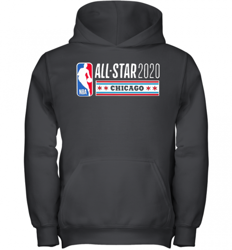2020 NBA All Star Game Super Youth Hoodie