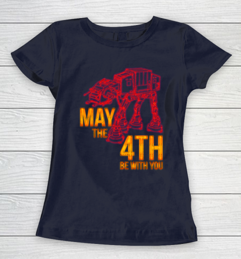 Star Wars Shirt May the 4th be with you Women's T-Shirt 2