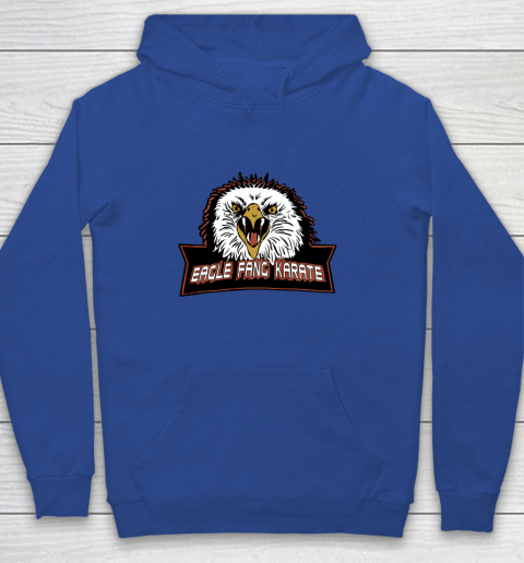 Eagle Fang Karate Youth Hoodie 7
