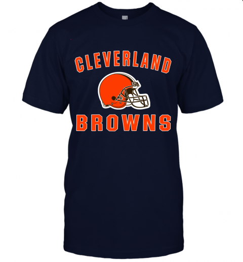 6lfm cleveland browns nfl line by fanatics branded brown victory jersey t shirt 60 front navy