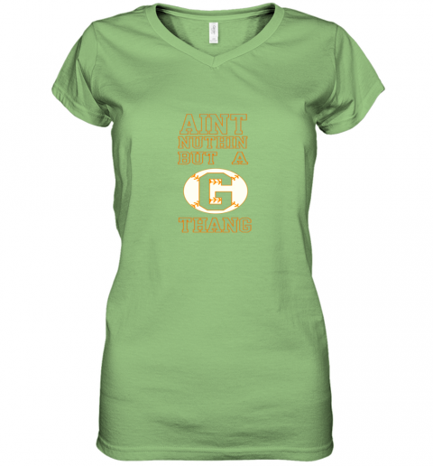 iuh3 san francisco baseball women v neck t shirt 39 front lime
