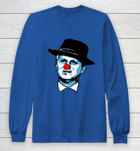 Michael Rapaport Clown Long Sleeve T-Shirt 6