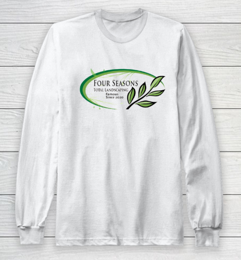 Four Seasons Total Landscaping Long Sleeve T-Shirt