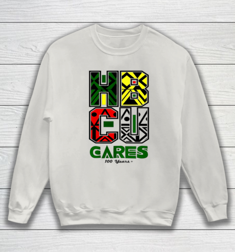 HBCU Cares College University Graduation Gift Black Schools Sweatshirt 8
