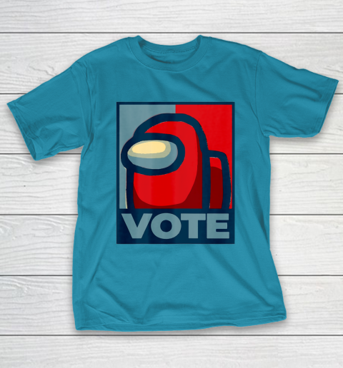 Who is the Impostor neu Among with us start the vote T-Shirt 8