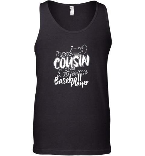 Cousin Baseball Shirt Sports For Men Accessories Tank Top