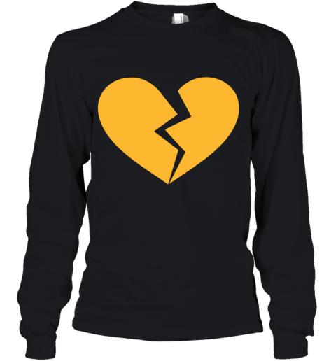 marcus lemonis heart logo on Youth Long Sleeve