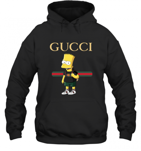 Bart Simpson Gucci Hoodie