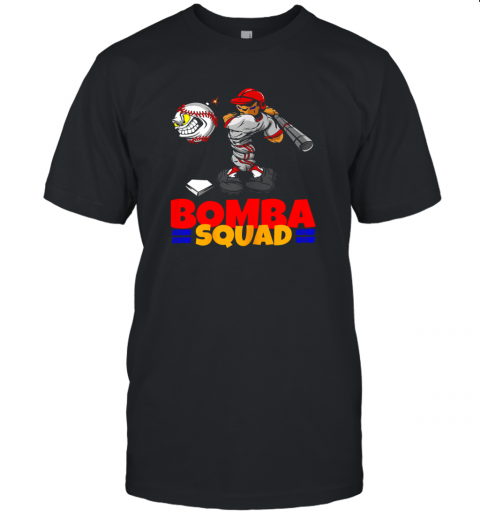 Bomba Squad Twins Shirt for Men Women Baseball Minnesota Unisex Jersey Tee
