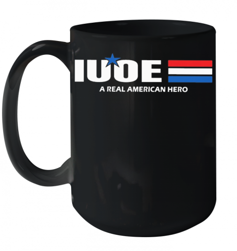 Iuoe A Real American Hero Star Ceramic Mug 15oz
