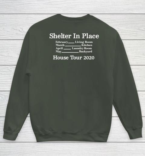 Peter Frampton Covid Stays Inside Youth Sweatshirt 16