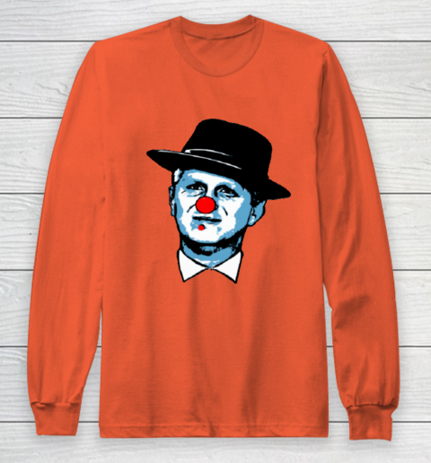 Mike Rappaport Long Sleeve T-Shirt 3