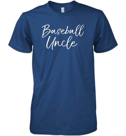f7z7 baseball uncle shirt for men cool baseball uncle premium guys tee 5 front royal