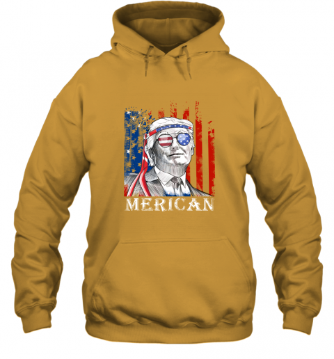 qozs merica donald trump 4th of july american flag shirts hoodie 23 front gold