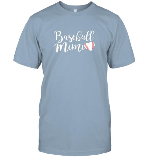 srwv funny baseball mimi shirt gift jersey t shirt 60 front light blue