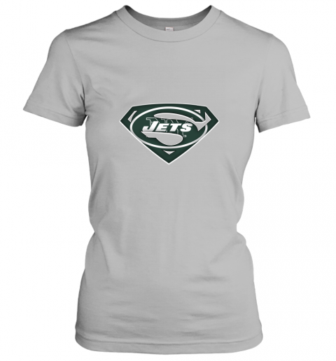 0p6d we are undefeatable the new york jets x superman nfl ladies t shirt 20 front sport grey