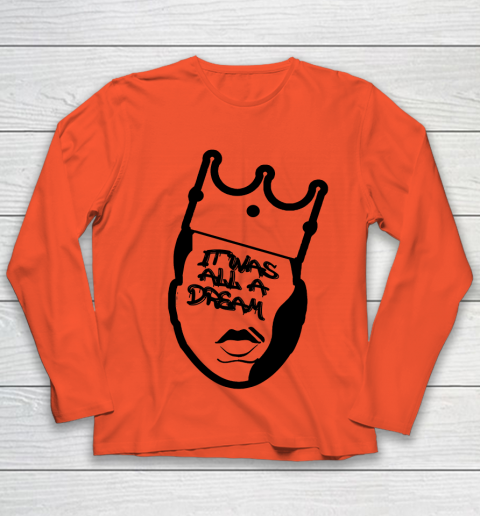 Biggie Smalls It Was All A Dream Youth Long Sleeve 10