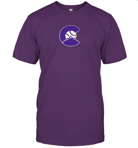 pog3 colorado rocky mountain baseball sports team jersey t shirt 60 front team purple