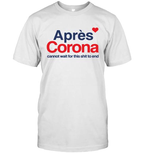 Lisa Rinna apres corona shirt