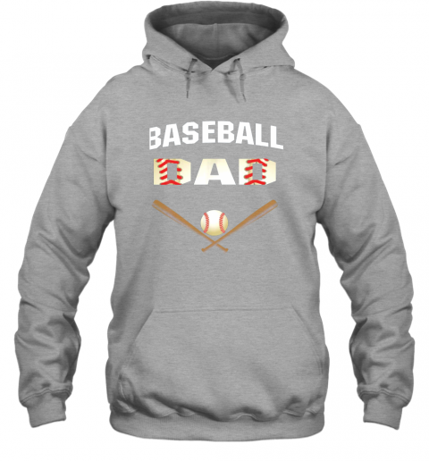 4sqk mens baseball dad shirtbest gift idea for fathers hoodie 23 front sport grey