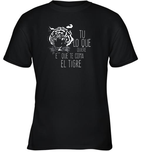 Tigres Dominican Baseball Spanish Espanol Cool Youth T-Shirt