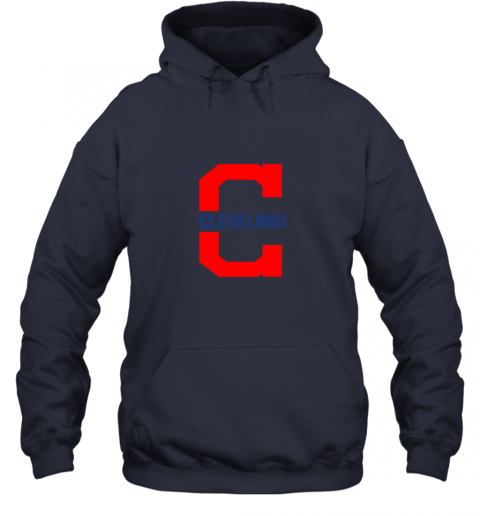 4sh3 cleveland hometown indian tribe vintage for baseball hoodie 23 front navy