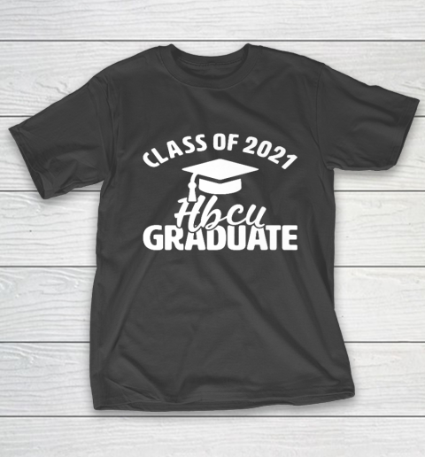 HBCU Alumni Apparel Class Of 2021 HBCU Grad T-Shirt