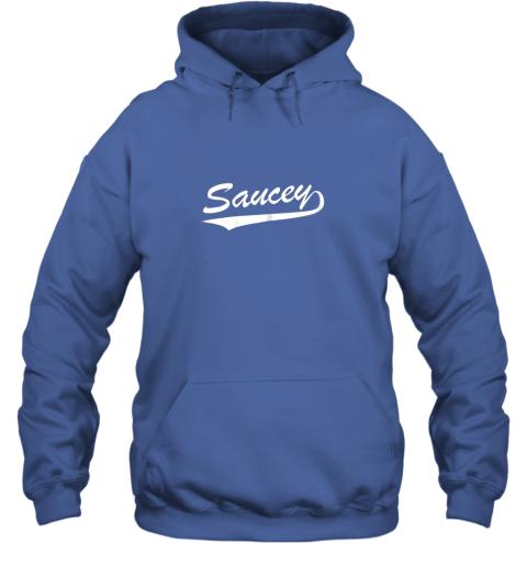 rkzq saucey swag baseball hoodie 23 front royal