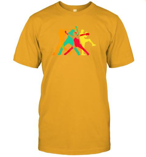 637s vintage baseball shirt gifts jersey t shirt 60 front gold