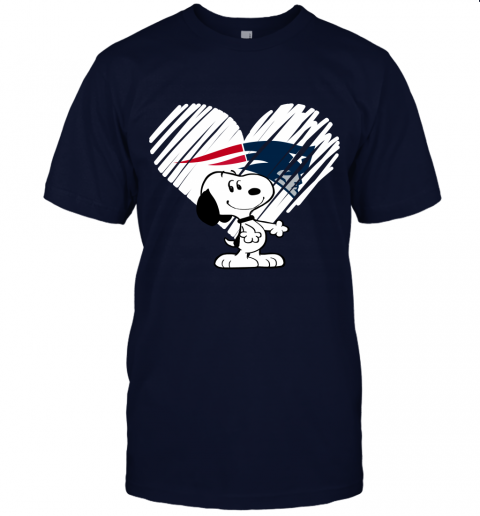 jbnn i love new england patriots snoopy in my heart nfl jersey t shirt 60 front navy