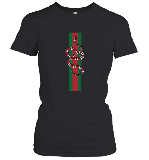 Gucci Snake Logo Women's T-Shirt