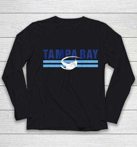 Cool Tampa Bay Local Sting ray TB Standard Tampa Bay Fan Pro Youth Long Sleeve