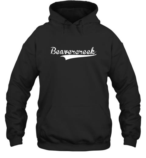 BEAVERCREEK Baseball Styled Jersey Shirt Softball Hoodie