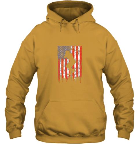 rpro vintage patriotic american flag baseball shirt usa hoodie 23 front gold