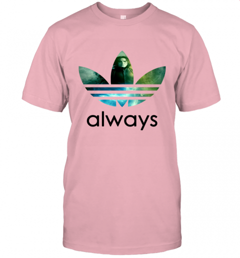 gifc adidas severus snape always harry potter shirts jersey t shirt 60 front pink