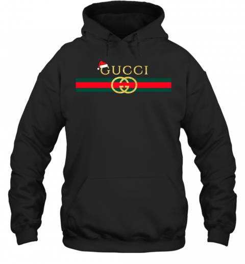 Gucci Logo Christmas Adult Hoodie Sweatshirt