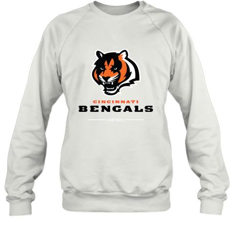 Cincinnati Cengals NFL Pro Line Black Team Lockup Sweatshirt