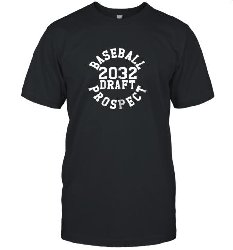 Kindergarten Shirt Funny Class of 2032 Baseball Gift Unisex Jersey Tee