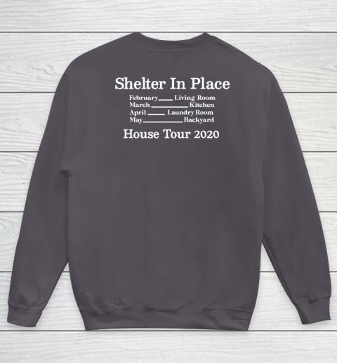 Peter Frampton Covid Stays Inside Youth Sweatshirt 13