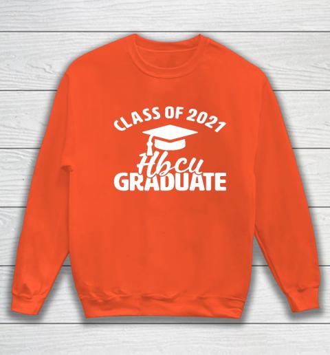 HBCU Alumni Apparel Class Of 2021 HBCU Grad Sweatshirt 3