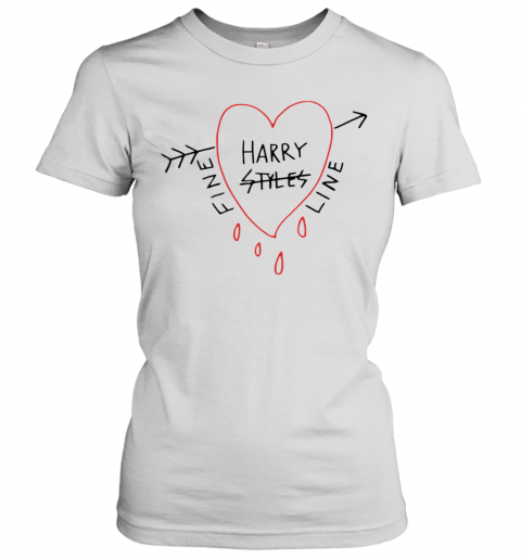 Harry Styles Fine Line Women's T-Shirt