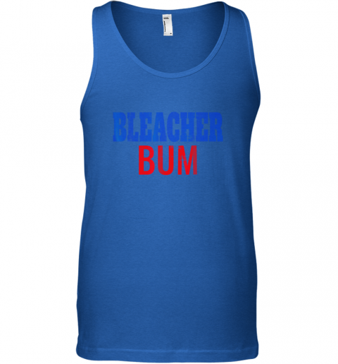 r7el bleacher bum original chicago baseball distressed unisex tank 17 front royal