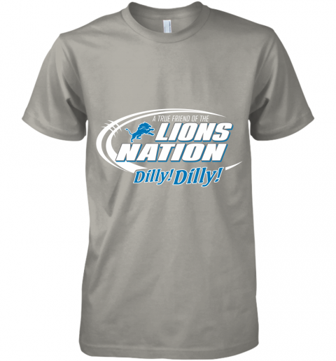 kbug a true friend of the lions nation premium guys tee 5 front light grey