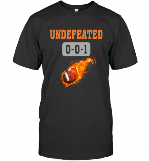 NFL CHICAGO BEARS LOGO Undefeated T-Shirt