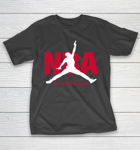 NBA Never Broke Again T-Shirt