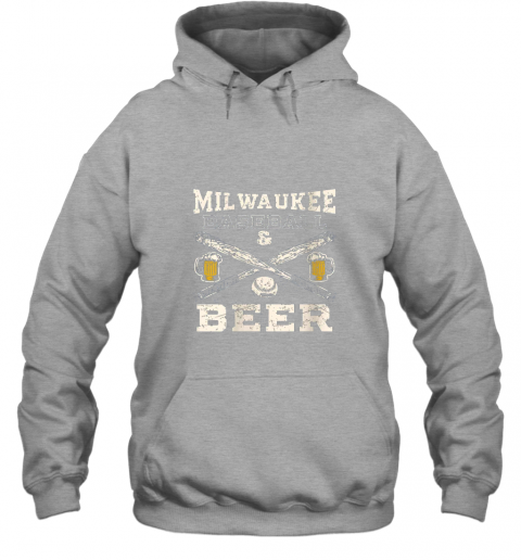 yx9o love milwaukee love baseball hoodie 23 front sport grey