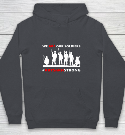We Are Our Soldiers Youth Hoodie 5